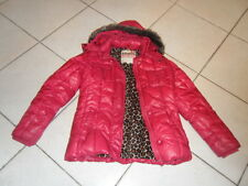 BONDI Dress super Winterjacke mit Fleecefutter im Animalprint Gr. 152