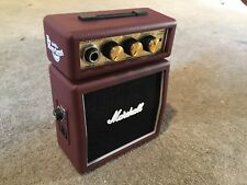 Marshall MS-2 Dr Martens Micro Mini Guitar Amplifier Amp NEW (Limited Edition)