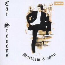 Cat Stevens Matthew & Son CD+Bonus Tracks NEW SEALED