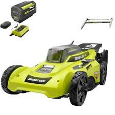 20 in 40-Volt Brushless Lithium-Ion Cordless Battery Walk Behind Push Lawn Mower