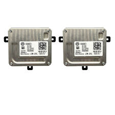 2x New OEM Audi VW Light Module Computer Control Unit Controller 4G0.907.697.G