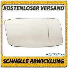 Spiegelglas für VW PASSAT (32B) 1980-1988 rechts Beifahrerseite asphärisch