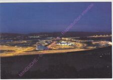 CPM TRAIN EUROTUNEL LE SHUTTLE Vue terminal de Folkestone nuit