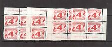 Canada #J31iii VF/NH Match Set On Hibrite Paper