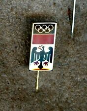 NOC Germany 1970th OLYMPIC Games Pin