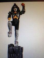 Platinum Destroyer Image 35th Anniversary KISS Gene Simmons  promo per-painted