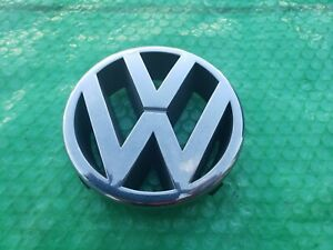 99 00 01 VW Volkswagen Passat GOLF FRONT grill emblem badge decal logo OEM LOGO