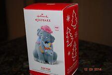 2014 Hallmark Disney Baby Mine Dumbo Mrs Jumbo Magic Xmas Keepsake Ornament NIB