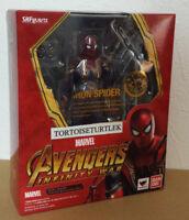 S.H.Figuarts Iron Spider Avengers Infinity War Action Figure Marvel