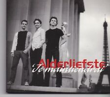 Alderliefste-Je Maintendrai cd album digipack