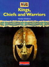 Romans, Saxons & Vikings: Kings Chief Warriors Paper, New, Whittock, Martin Book