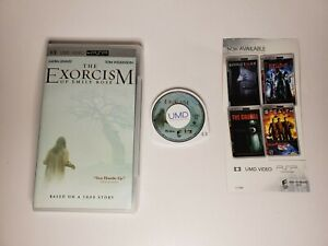 The Exorcism of Emily Rose (Sony PSP UMD) With Case Fast Shipping