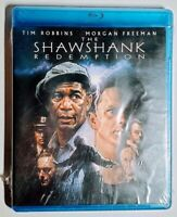 The Shawshank Redemption Blu-Ray Disc Tim Robbins Morgan Freeman WB New Sealed