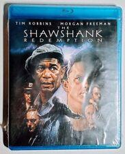The Shawshank Redemption Blu-Ray Disc Tim Robbins Morgan Freeman Wb New Sealed