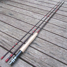 """3 Pieces #6/7 Fly Fishing Rod 2.85Meters 9'6"""" Light Feel Medium Fast Action"""