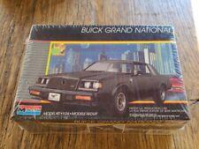 SEALED~Monogram~ 2765 ~BUICK GRAND NATIONAL~ Model Kit 1/24~ NOS 1988