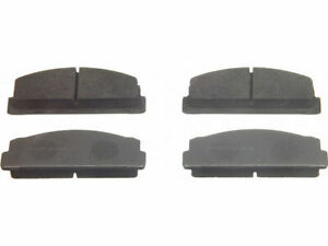 For 1979-1982 Fiat Strada Brake Pad Set Front Wagner 71868PW 1980 1981