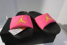 MEN Nike Air Jordan BREAK Slides Sandal Jumpman Pink/Black AR6374-630