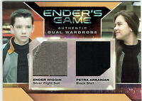 Ender's Game Movie Trading Cards Autograph & Costume Card Selection Cryptozoic