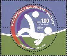 Bosnia Herzegovina 2014 Football/Sports Day/Games/Soccer/Animation 1v (b2756k)