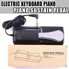 Electric Keyboard Piano Foot Switch Pedal Damper Sustain For Yamaha Casio Roland