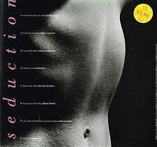 "SEDUCTION 12"" LP Marvin Gaye SADE Diana Ross BARRY WHITE Dr Hook K-Tel NE1451 EX"