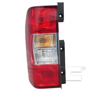 Tail Light Rear Lamp Left Driver for 12-18 Nissan NV1500/2500/3500