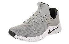 VGC Nike Free TR V8 Training Shoes Grey Sz 10 Free Shipping