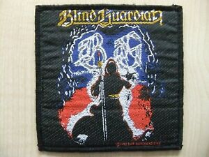 Blind Guardian Logo Aufnäher Patch Demons & Wizards Gamma Ray Iced Earth 90´s