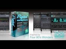Digital Synsations Synthesizer software plugins Mac/PC UVI