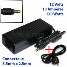 12V 10A AC-DC Regulated Power Supply Adaptor for Mini ITX Pico PSU 160XT 160-XT