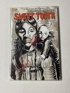 Vertigo Comics DC Sweet Tooth Unnatural Habitats
