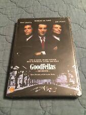 Goodfellas (DVD 2007) Martin Scorsese Film Robert DeNiro Ray Liotta Pesci NEW