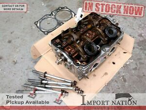 SUBARU IMPREZA RS EJ251 SOHC CYLINDER HEAD - RIGHT 2.5L NON-TURBO #2766 GD GG