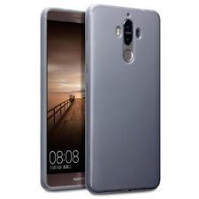 Fundas y carcasas mate de color principal gris para teléfonos móviles y PDAs Huawei