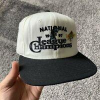 1997 New Era MLB Florida Marlins National League Champions SnapBack Hat
