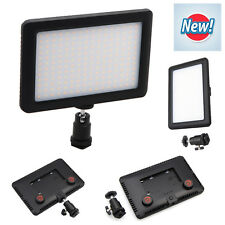 192 LED Video Light Lamp Panel Dimmable 12W 1350LM For Camera DV Camcorder
