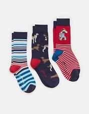 Joules 124986 Ankle Socks 4 8 in DOG Size Adult 4in8