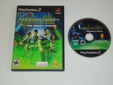 Syphon Filter: The Omega Strain (Sony PlayStation 2) PS2 Rated M Mature game