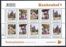 Nederland NVPH 2788 Vel Persoonlijke zegel Keukenhof 2012 Postfris