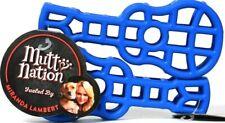 2 Count MuttNation Fueled By Miranda Lambert Blue Playful Chewy Treat Guitar