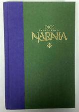 Dios en la Tierra de Narnia por Kurt Brunner Jim Ware