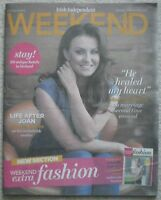 Mairead Ronan – Irish Independent Weekend magazine – 5 September 2015