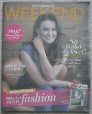 Mairead Ronan – Irish Independent Weekend magazine – 5 September 2015
