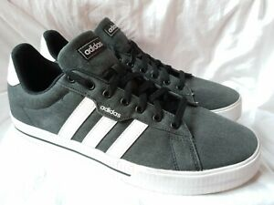 Adidas Daily 3.0 Core Black White Size 13 Shoes Mens FW7033 Skateboarding