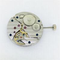 17Jewels Hand Winding 6497 Watch ST36 Mechanical Movement