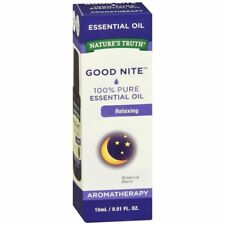 Nature's Truth 100% Pure Essential Oil Good Nite - 15 Ml (3 Packs)