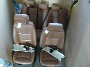 BMW 3er E91 Kombi  Sitzausstattung Leder , Sitze vorne und hinten , Beige-Braun