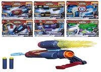 Avengers Endgame Nerf Assembler Gear 5+ Toy Ronin Captain America Iron Spider