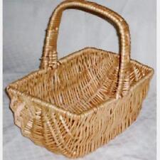 Wicker Shopping Basket Child's Size 1